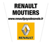 Renault Moûtiers